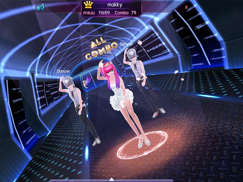 รีวิว LINE Touch เกมเต้นมันส์ๆจาก LINE พร้อมเพลงฮิตไทย เกาหลี และสากล